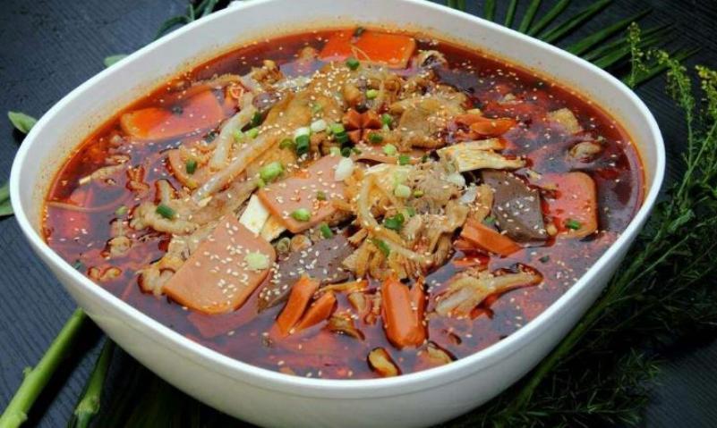 砂锅冒菜加盟