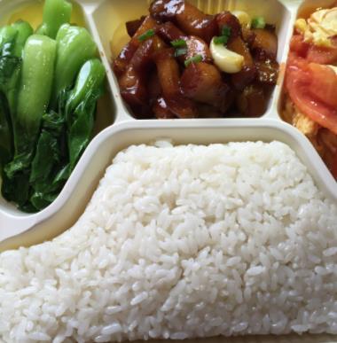 一心一客中式快餐