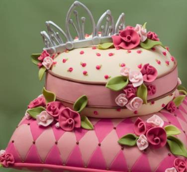 浮力森林蛋糕