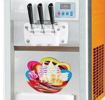 百世贸冰淇淋机