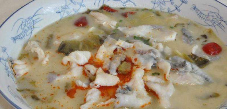 重慶酸菜魚加盟