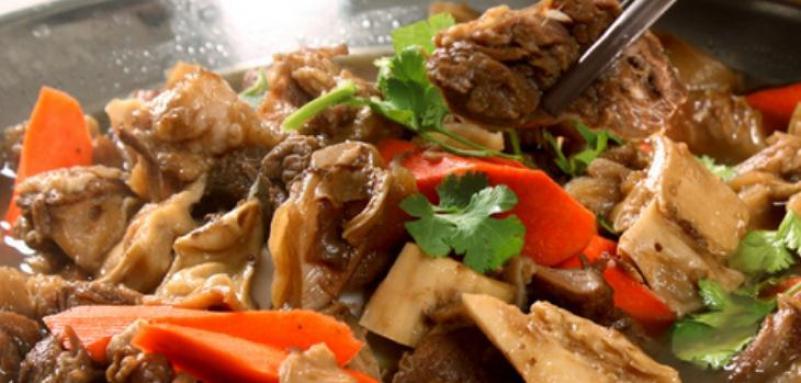 卤味牛肉锅加盟