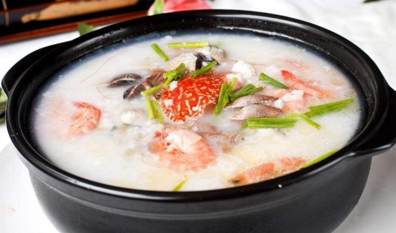 潮汕海鲜粥加盟