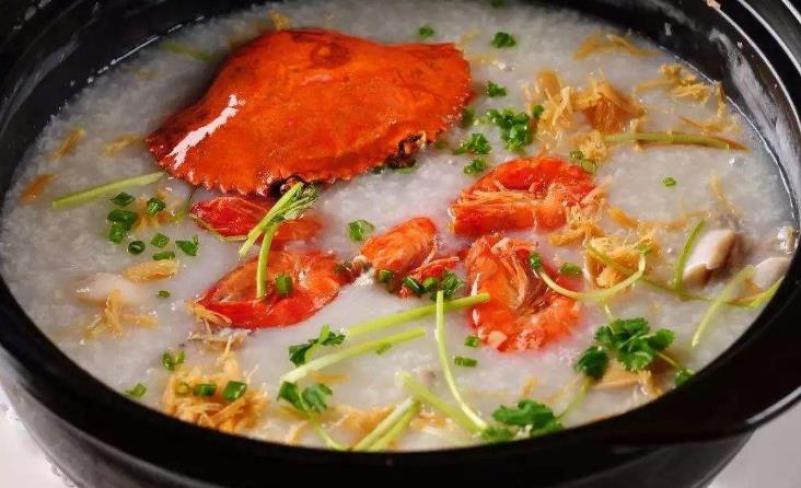 潮汕海鮮粥加盟