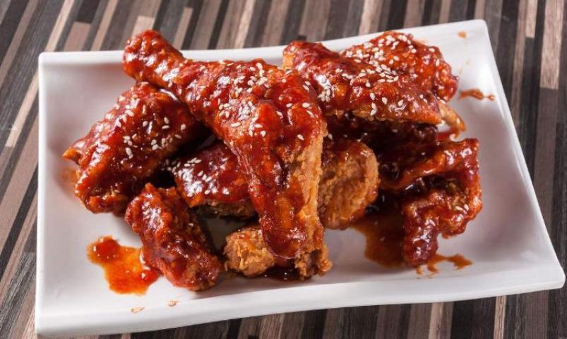 咕咕韓式炸雞加盟