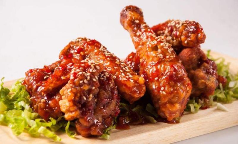 咕咕韩式炸鸡加盟