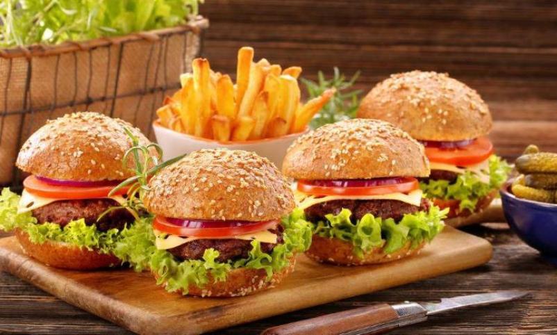 貝克漢堡店加盟