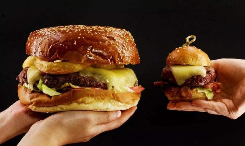 超级汉堡加盟