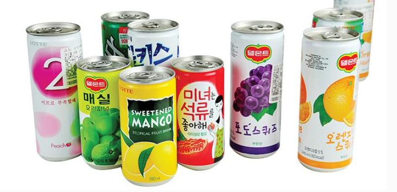韩国饮料加盟