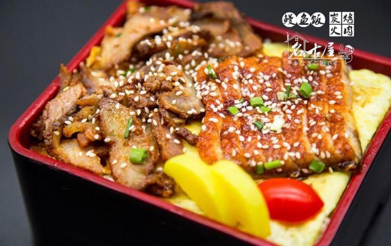 名古屋鳗鱼饭加盟