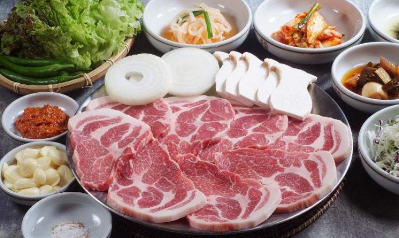 韩式烤肉加盟