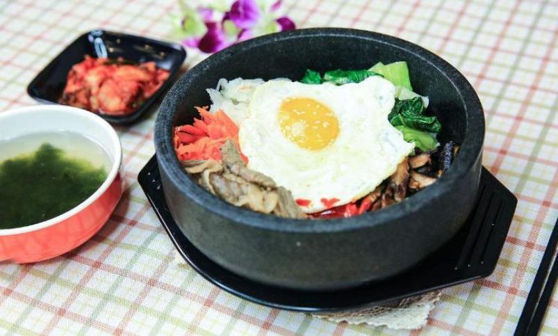 韩式拌饭加盟