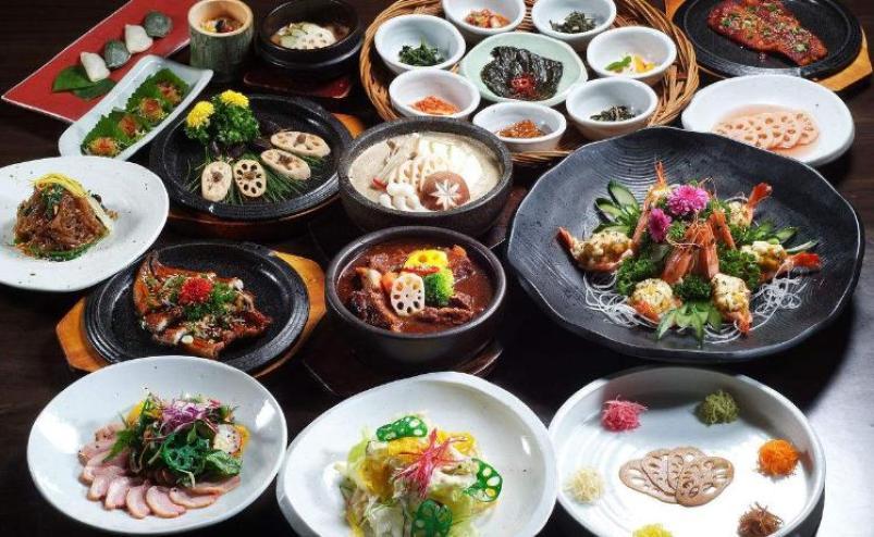 韩式料理加盟