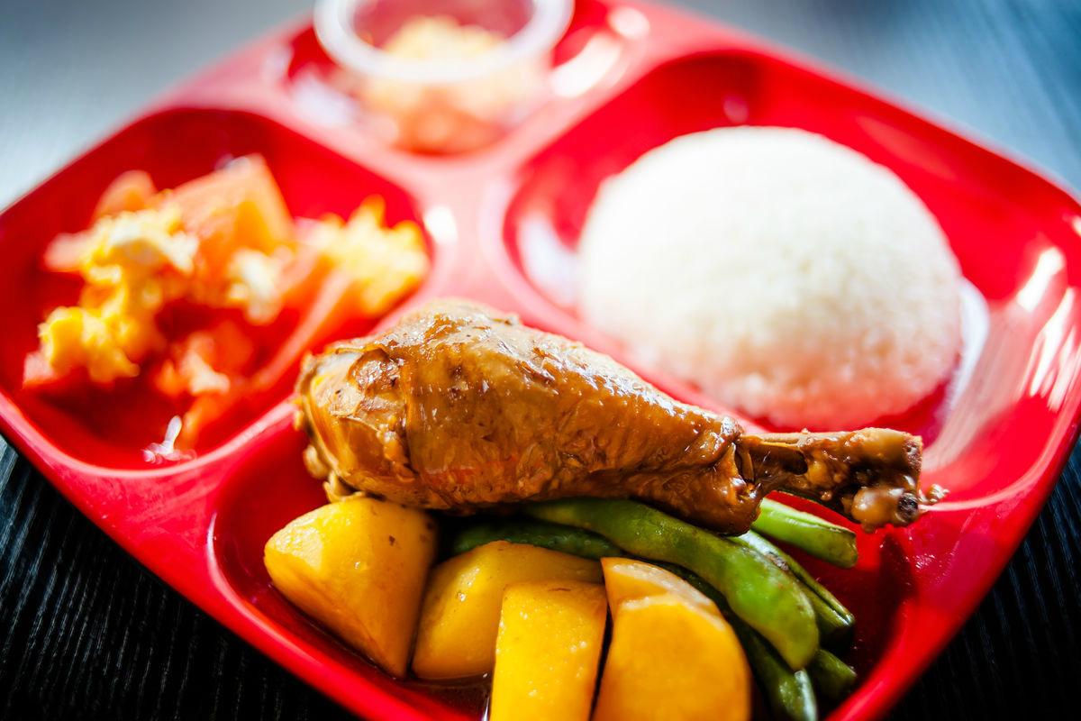 中式快餐加盟哪家好 中餐店加盟品牌推荐