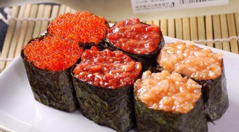 军舰寿司加盟