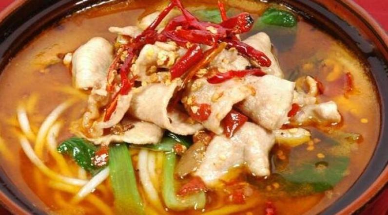 小香锅土豆粉加盟