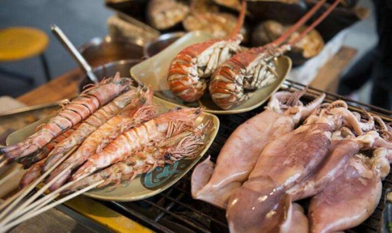 海鲜食品加盟