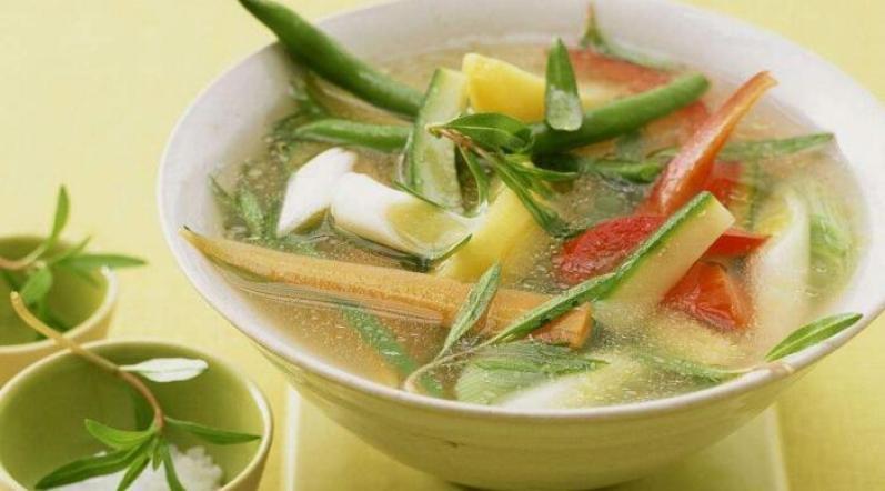 五行蔬菜汤加盟