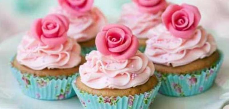玫瑰花纸杯蛋糕加盟
