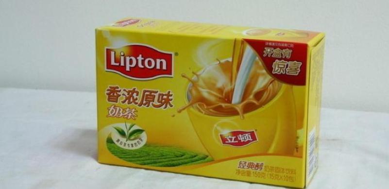 立顿奶茶加盟
