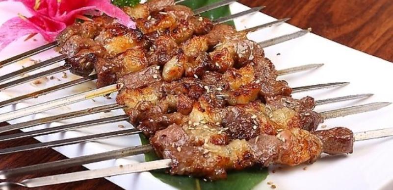 金滏山自助烤肉加盟