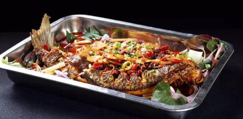 吊爐烤魚加盟