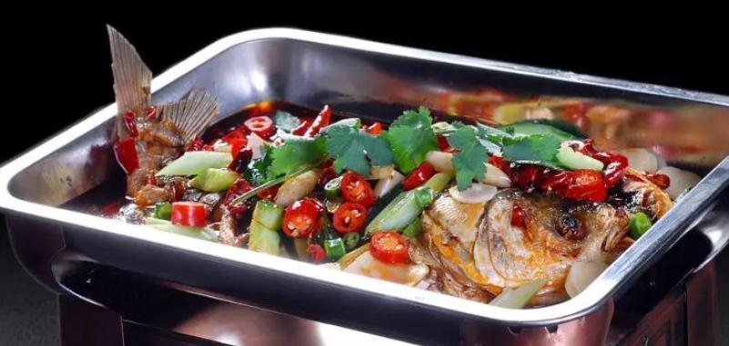 巫山烤全鱼加盟