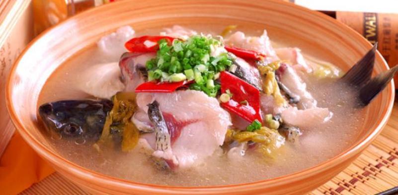 溪雨觀酸菜魚加盟