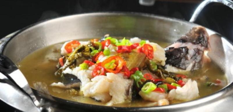 特色酸菜鱼加盟