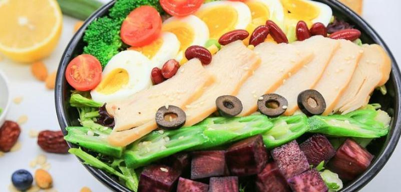 沙拉拉轻食加盟