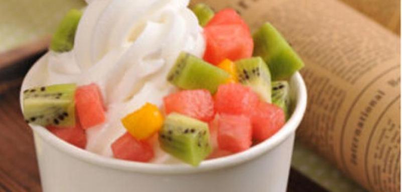 am冻酸奶加盟