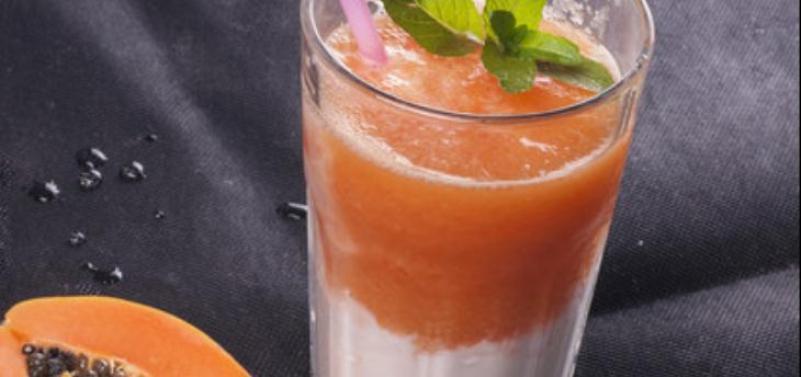 阿文木瓜牛奶加盟