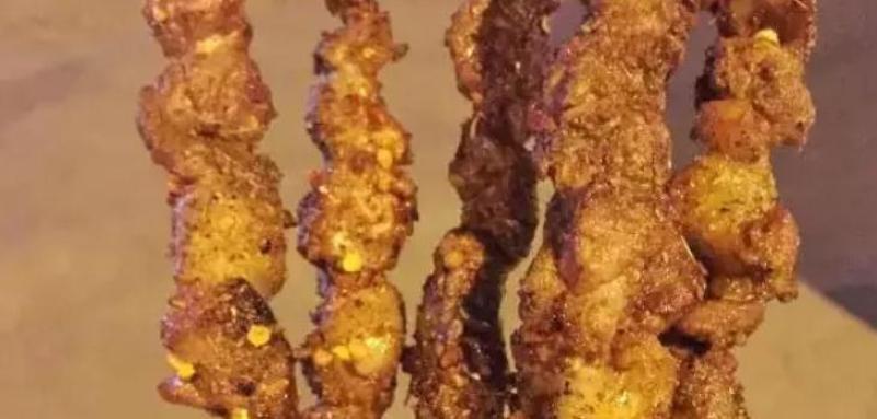 阿拉提羊肉串加盟