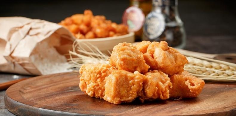 米开朗香香鸡 加盟