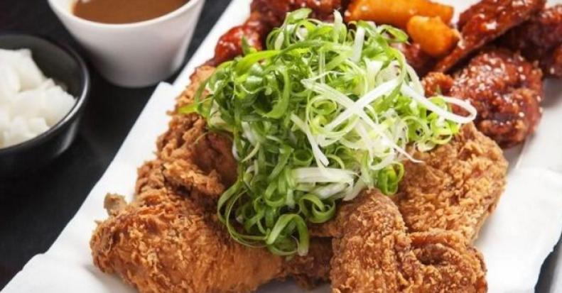 韩式炸鸡加盟