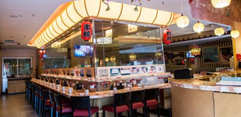 板长寿司加盟