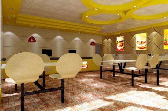 加盟一家汉堡店多少钱