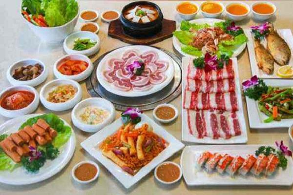 本家韩国料理怎么样?