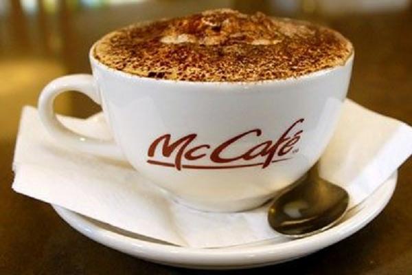 mccafe咖啡价格,加盟费用是多少