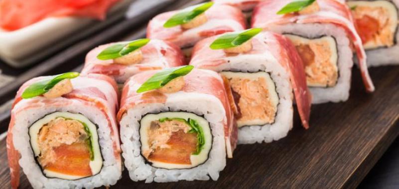车前宅配寿司加盟