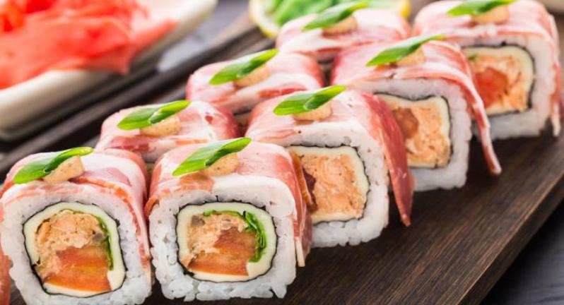 一级棒万岁寿司加盟
