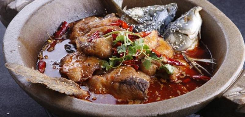 川菜石锅鱼加盟