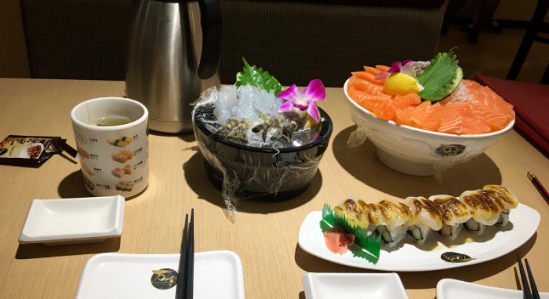 万岁寿司加盟