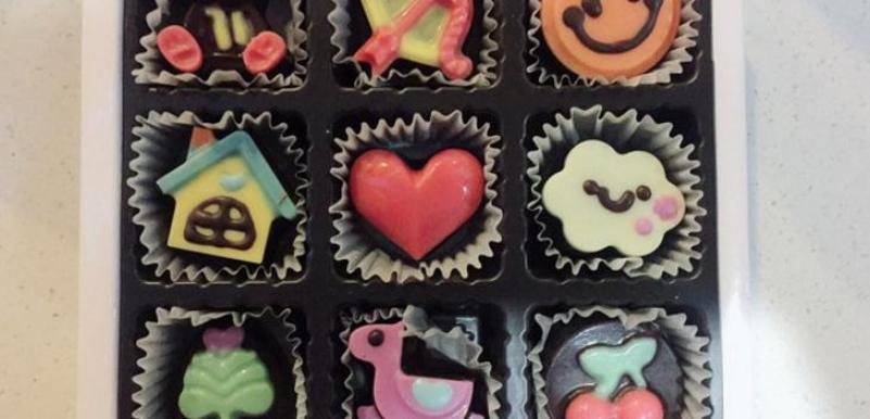 cocolove手工巧克力加盟