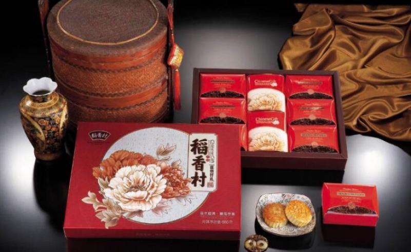 稻香村月饼加盟