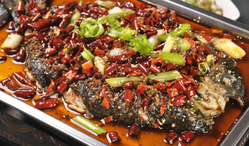 巫山烤鱼加盟
