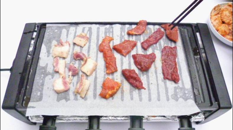 纸上烤肉加盟