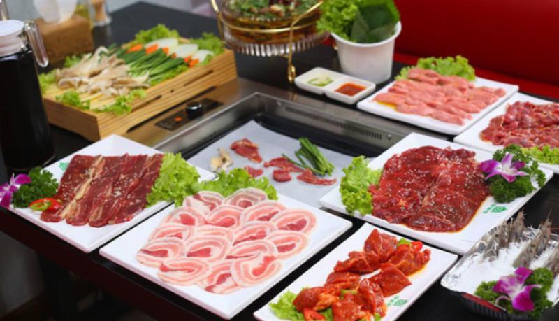漢釜宮韓式烤肉加盟