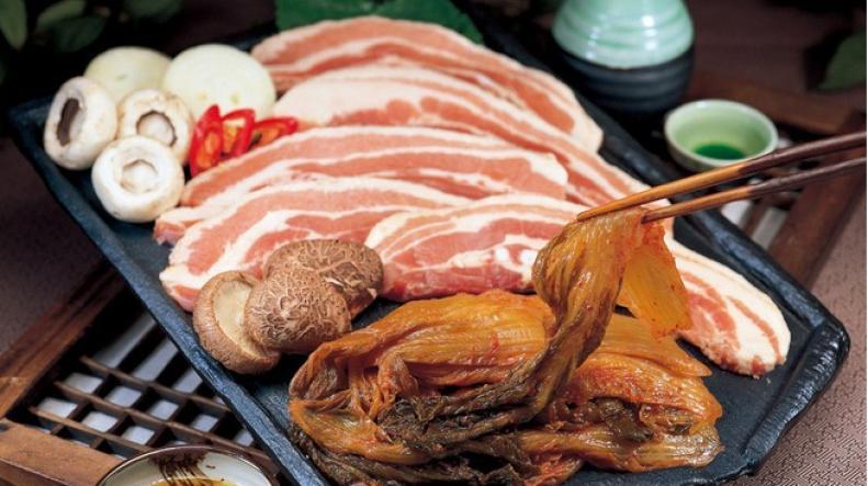 金诺郎韩式烤肉加盟