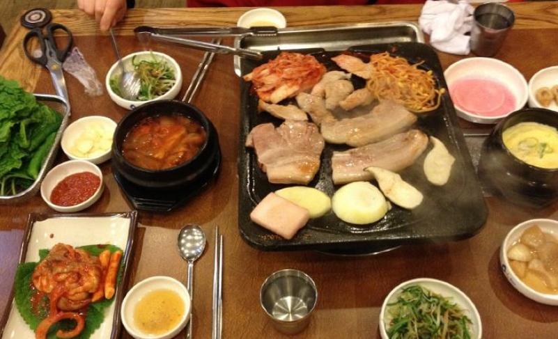 济州岛烤肉加盟